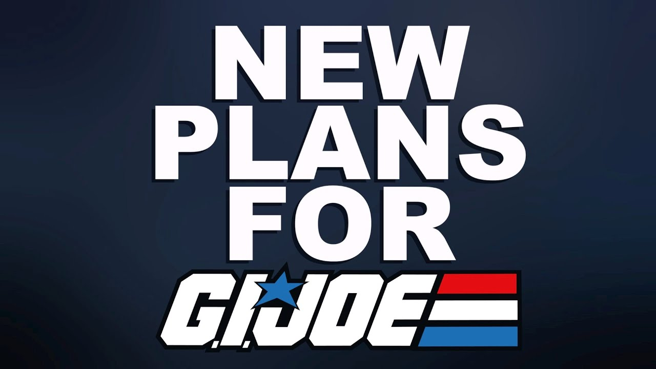 Download G.I.JOE NEWS: New Plans for Classified