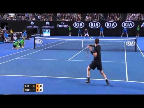 Novak Djokovic vs Andy Murray |Australian Open 2016 Final| – Highlights