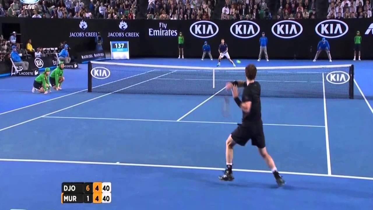 Novak Djokovic Vs Andy Murray Australian Open 2016 Final Highlights Youtube