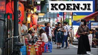 Người Tình Mùa Đông | Tokyo - Koenji 4k