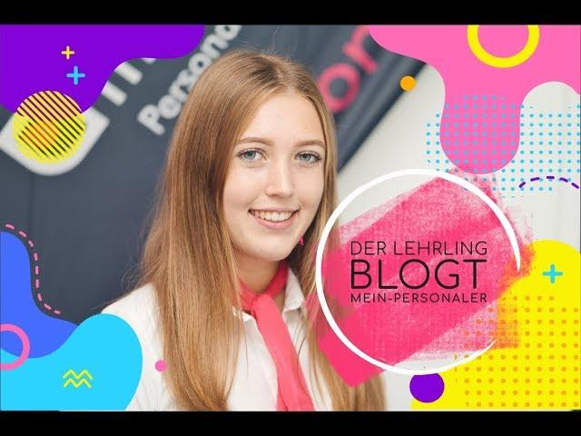 Der Lehrling Blogt by mein-personaler