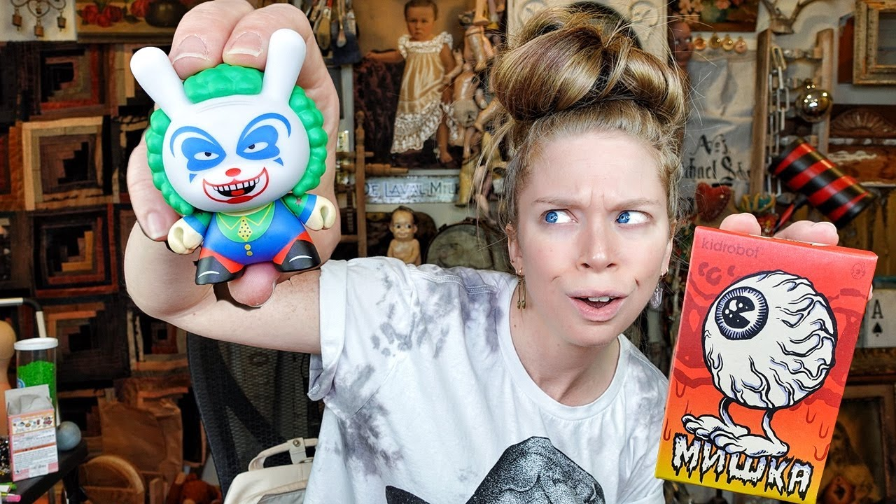 The STRANGEST Mystery Boxes We've EVER SEEN?