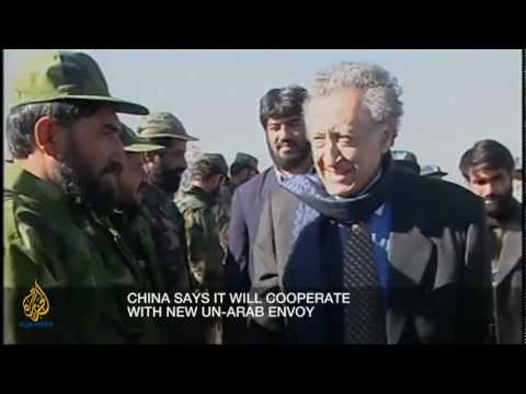 Inside Syria: Can Lakhdar Brahimi end the Syrian conflict?