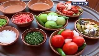 Si Unyil keliling dunia - Mexico, Mexican Culinary Nico Restaurant Queretaro