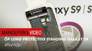 Ốp lưng Protective Standing cho Galaxy S9 và Galaxy S9+ - www.mainguyen.vn