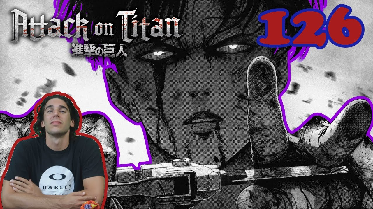 Download Attack on Titan Chapter 126 Live Reaction - FINDING RESOLVE