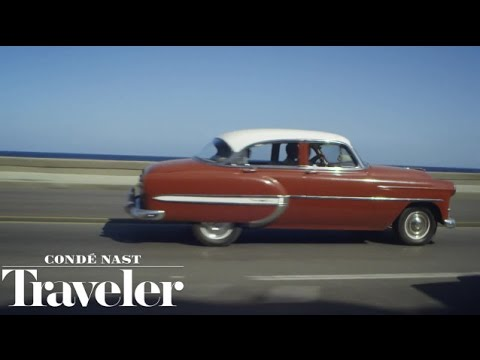 What Havana, Cuba Looks Like in 2016