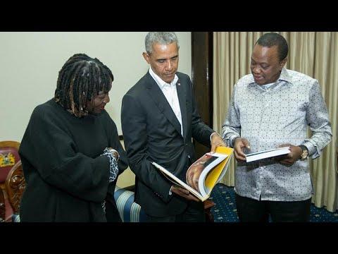 شاهد: باراك أوباما يزور بلده الأصلي كينيا ويرقص مع جدته سارة…  - نشر قبل 11 دقيقة