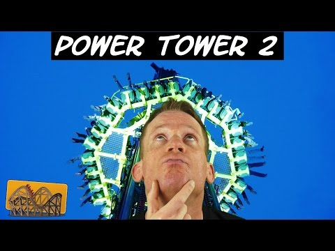 Power Tower 2 Schneider | Funfair Blog #50 [HD]