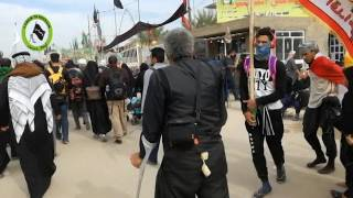 A Walk Najaf To Karbla