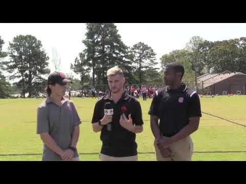 NC State Mens Lacrosse Alumni Game
