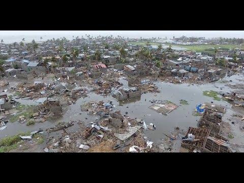 إعصار إداي يسبب كارثة كبرى في زيمبابوي وموزمبيق  - نشر قبل 51 دقيقة