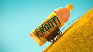 Dreaming about Frooti in the all new 2021 advertisement with Varun Dhawan.#livethefrootilife