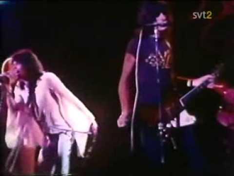 Aerosmith - Sweet Emotion.3gp SUPER RARE AEROSMITH VIDEO