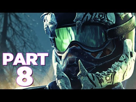 FAR CRY NEW DAWN Walkthrough Gameplay Part 8 - THE FATHER (PS4 Pro) thumbnail