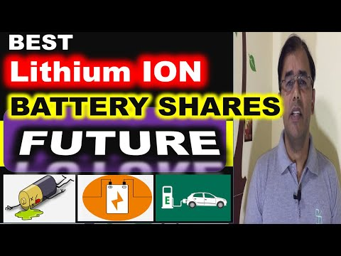 Lithium-ion - STOCKS |  Best Multibagger Stocks Of 2020 | Lithium Ion Battery Stocks