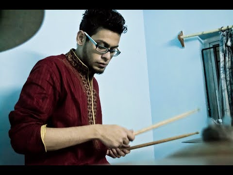 Baishe Srabon OST Rupam Islam Ei Srabon Drums Cover & Play Through