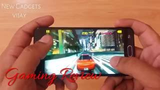 samsung galaxy j5 prime gaming review camera review cpu z test