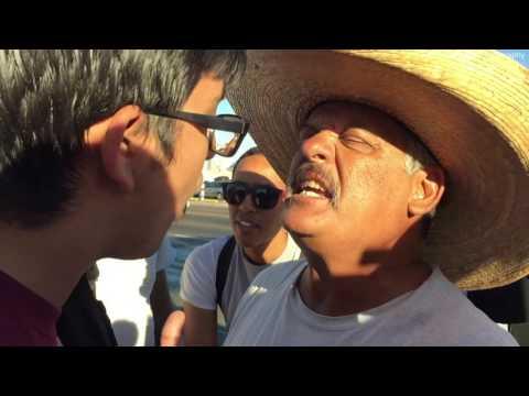 Immigration Debate | Donald Trump Rally | Phoenix, AZ | June 18, 2016