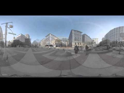 Columbia Bubble (Virtual Reality video)