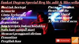 Download FUNKOT DUGEM SPECIAL REQ MR.ADIT&MISS SELLA 2019 VOL 75
