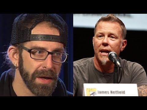 "Lamb Of God's Randy Blythe: James Hetfield ""Saved My Life"" On Metallica Tour"