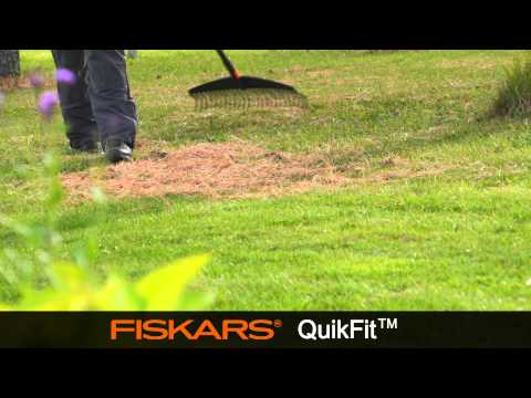 Fiskars QuikFit™ Leaf Rake L 135013