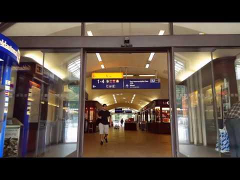 Hamburg Dammtor Bahnhof