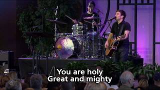 Saddleback Church Worship featuring Phil Wickham - Cannons