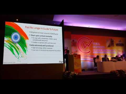 Kris Kumar's presentation on Make India Strong at ONGC WCC  2017