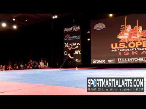 Micah Karns - 2013 US Open ISKA Night of Champions - Men's Forms