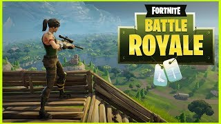 Fortnite Battle Royale Livestream with Tank - Live - Full HD 1080p 60fps