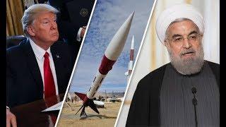 ALERTA ROJA: IRAN AMENAZA CON TIRAR BOMBA NUCLEAR A ESTADOS UNIDOS