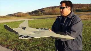 FF-23V2 Part1 (YF-23 Inspired RC Plane)