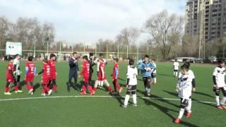 В Алматы прошел турнир памяти Александра Гурмана — 1