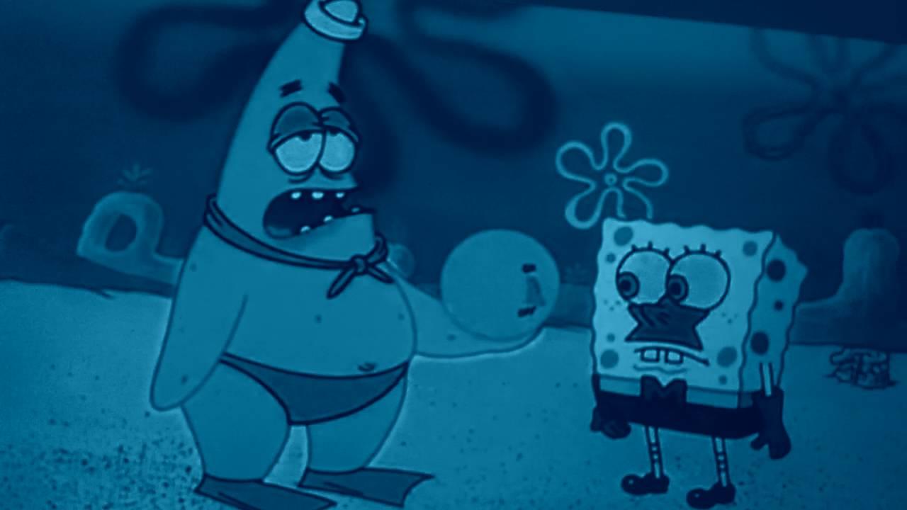 Spongebob Mermaid man and Barnacle boy III Patrick gets confusion - YouTube