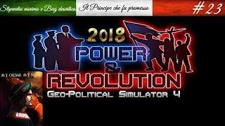 Geopolitical Simulator 4 P&R 2018 Italia Borgia: #23