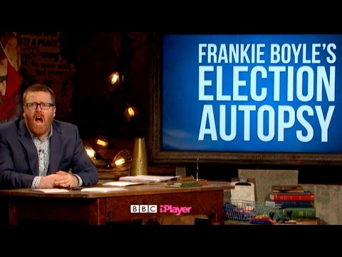 Frankie Boyle's Election Autopsy: Trailer - BBC iPlayer Exclusive