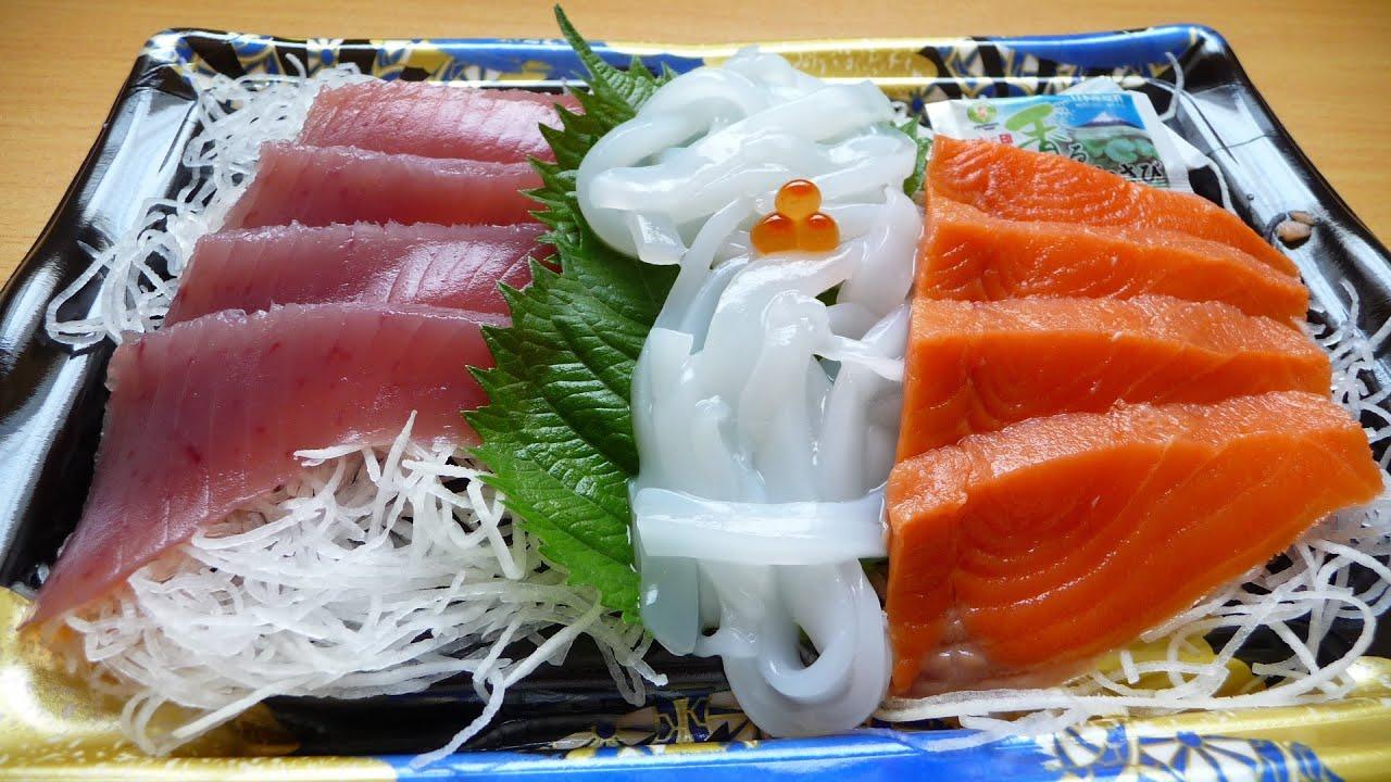 Cute Sushi Wallpaper How To Eat Sashimi Japanese Food Raw Seafood Washoku