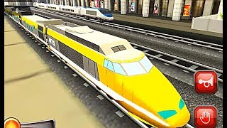 Euro Train Racing 2018 - Level 19