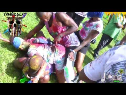 2013 Miami Carnival Jouvert Highlights w. Canboulay 10/12/13
