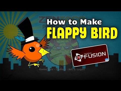 How to Make Flappybird in Clickteam Fusion 2.5