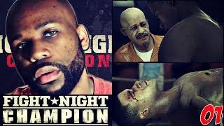 Fight Night Champion Gameplay Walkthrough - Champion Mode Part 1 - Intro