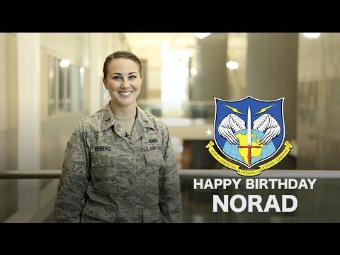 Happy Birthday NORAD 2016