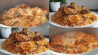 Muslim Style Chicken Biryani Recipe ♥️ | Eid Ki Dawat Special Biryani Recipe ♥️