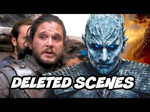 Game Of Thrones Season 8 Bonus Episode And Deleted Scenes Easter Eggs Breakdown