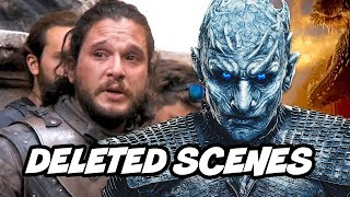 Game Of Thrones Season 8 Bonus Episode and Deleted Scenes Easter Eggs Breakdown
