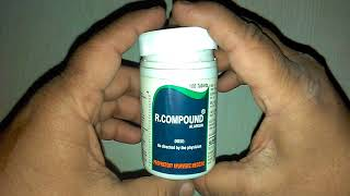 R.Compound Tablets Alarsin R.Compound Tablet review