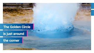 Iceland is just around the corner: Golden Circle   Icelandair