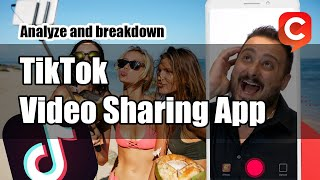 #Startup Idea: #TikTok like #tech Breakdown (Video Sharing #App)